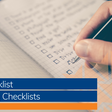 The Complete 19-Point Checklist for Writing Checklists | Search Engine Journal