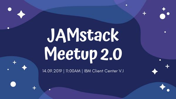 JAMstack Lagos Meetup