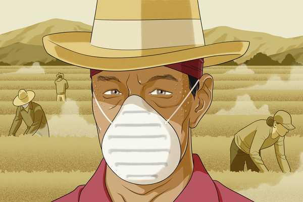 Climate Change-Fueled Valley Fever is Hitting Farmworkers Hard   Civil Eats