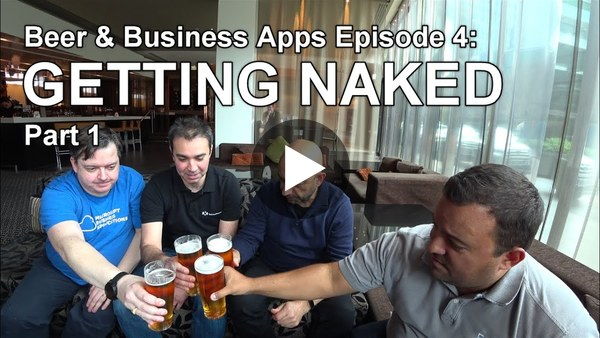 CRM MVPs: Getting Naked - Part 1
