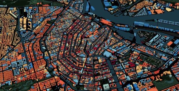 Netherlands building ages