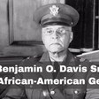 25th October 1940: Benjamin O. Davis Sr. becomes first African-American general in the US military