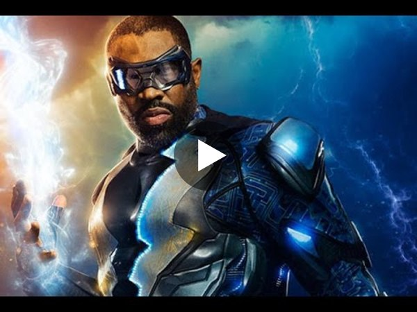 Watch the Black Lightning Trailer