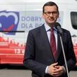 """""""Podróż za 40 milionów uśmiechów"""". Premier rusza w objazd po kraju - Polsat News"""