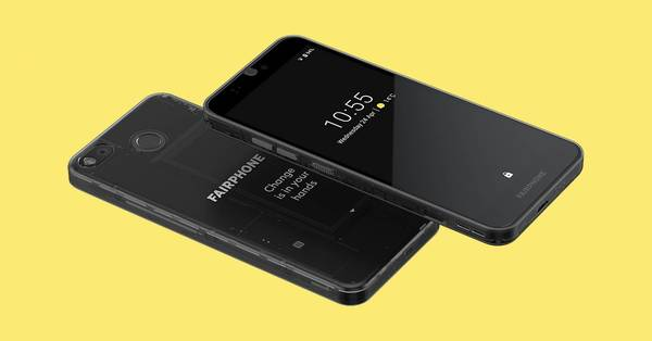 The Fairphone 3 actually has 2019 smartphone specs