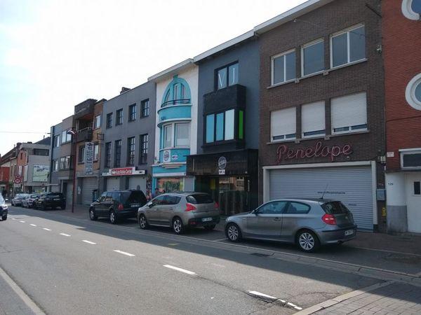 Menen : Cinquante magasins cèdent la place au nouveau pont de la Lys - Vijftig winkels wijken voor nieuwe Leiebrug