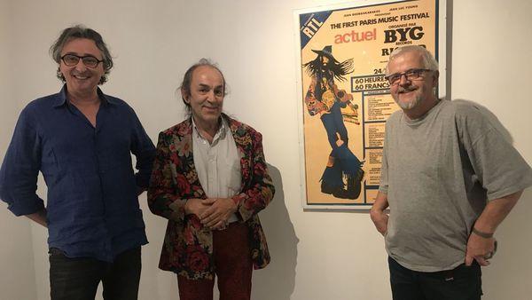 """C'était le """"Woodstock belge"""", Amougies se souvient 50 ans plus tard - Amougies blikt terug op het """"Belgische Woodstock"""""""