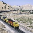 Noisy freight trains could help predict California earthquakes – Physics World