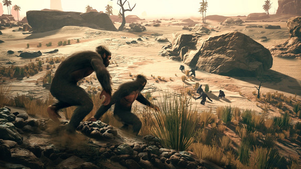 Ancestors: The Humankind Odyssey is the game I've always wanted
