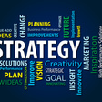 How to Put Your Strategy On A Page - Strategic Planning Template For Your Startup or Business Idea (Download)