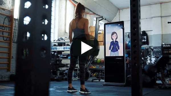 Millie Fit: Your AI Trainer (HIIT Workout) on Vimeo