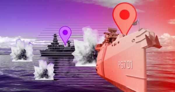 Nederlandse schepen betrokken bij zeeblokkade Jemen