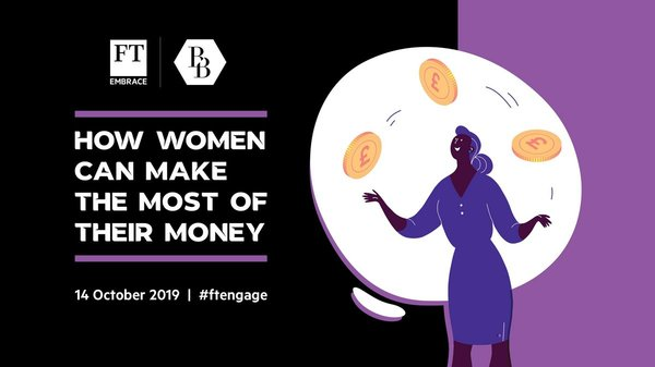 Black Ballad & Financial Times Presents: How Women Can Make The Most Of Their Money | Black Ballad