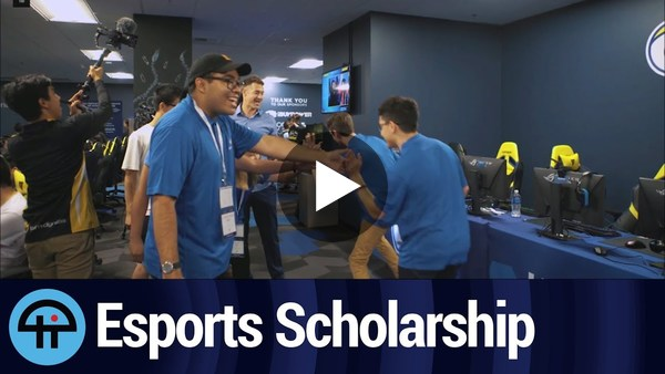 How to Get an Esports Scholarship