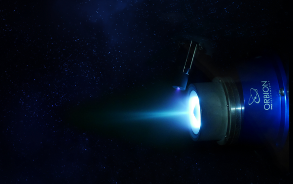 Orbion raises $9.2M to mass-produce plasma thrusters for small satellites