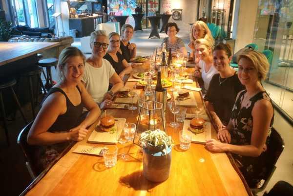 Dutch Women in Voice meeting