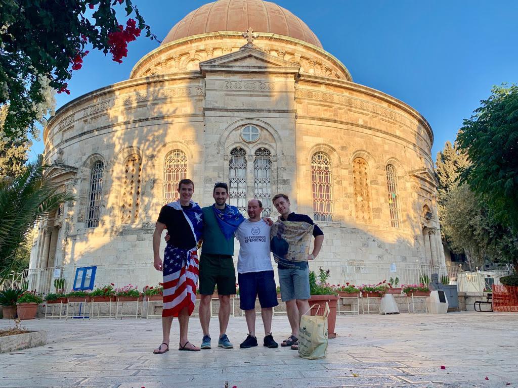Exploring Jerusalem