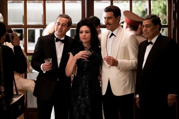 Qué es 'El espía', la miniserie de Netflix con Sacha Baron Cohen