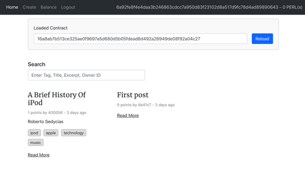A Decentralized Blog using React, Gatsby, and Wavelet