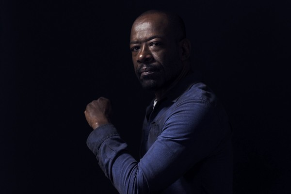 ENTREVISTA | Lennie James: ''Fear the Walking Dead' fue una oportunidad a la que no pude decir que no""