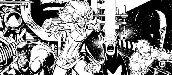 Chris Bachalo - X-Men Original Comic Art