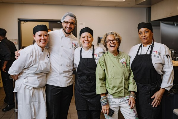 The LA LGBT Center's New Intergenerational Queer Culinary School Teaches More Than Cooking | them.