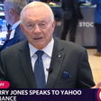 Cowboys' owner Jerry Jones makes ludicrous claim that legal wagering could boost NFL TV rights by 50 percent