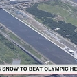 Tokyo 2020 to test artificial snow to combat heat   NHK WORLD-JAPAN News