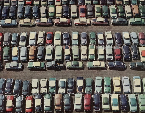 """The Parking Lot"" by Alden Jewell"