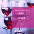 [EVENT] Join me @ Women in Business Connect Fall Networking Mixer on 9/18