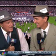 """NBC's NFL kickoff broadcast picked up a """"I've never had my butt fingered"""" on a hot mic, making Al Michaels laugh"""