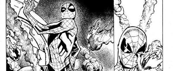 Humberto Ramos - Spider-Man Original Comic Art