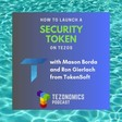 Security Tokens With Mason and Ron from TokenSoft