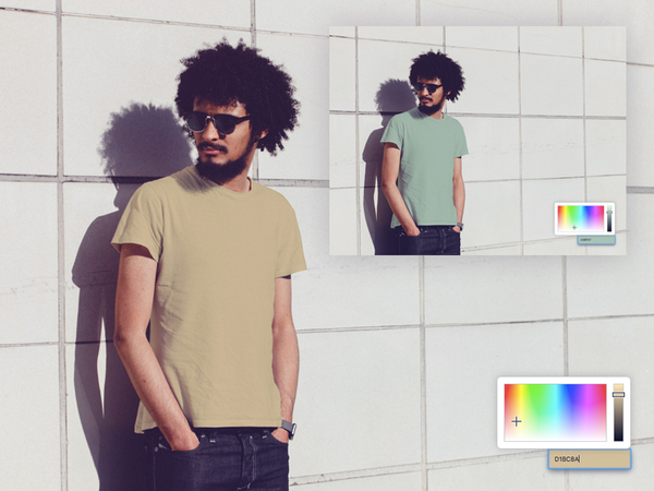 How to Dynamically Change the Colors of Product Images using CSS Blend Mode and SVG