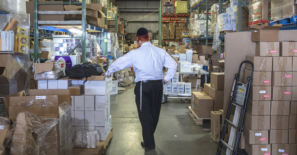 America's Orthodox Jews Are Selling A Ton Of The Products You Buy On Amazon