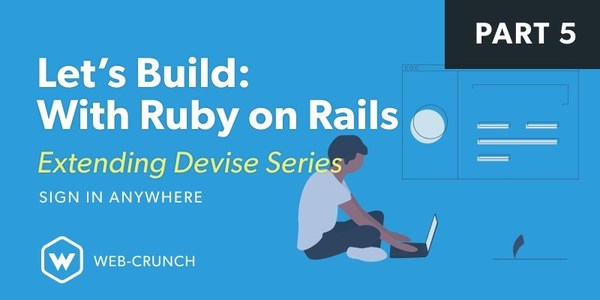 Sign In Anywhere with Devise - Ruby on Rails