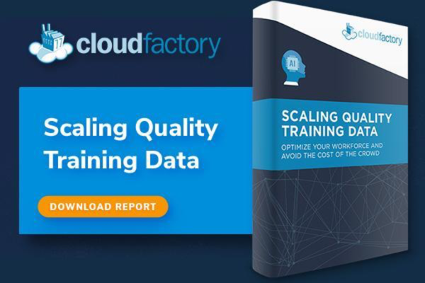 How to scale your AI and machine learning training data