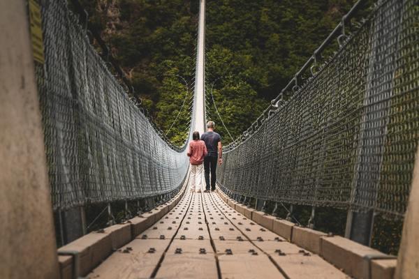 Human, person, building and bridge | HD photo by Jonathan Kemper (@jupp) on Unsplash