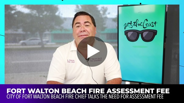 City of Fort Walton Beach talks upcoming Fire Assessment Fee