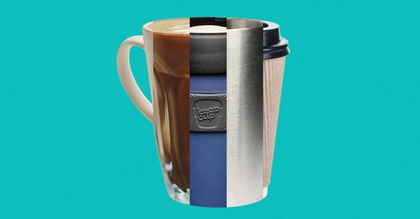 Science explains why plastic cups make your coffee taste weird