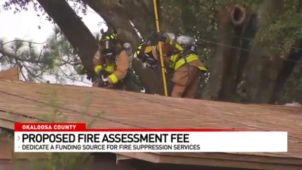Proposed fire assessment fee: Dedicate funding source for fire suppression services