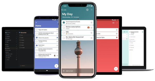 Microsoft unveils redesigned To Do app that will replace Wunderlist
