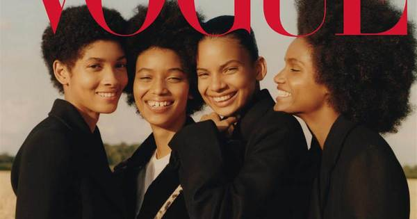 1.) NBC News: Four Afro-Dominican models appear on historic cover of Vogue Latin America + Vogue Mexico
