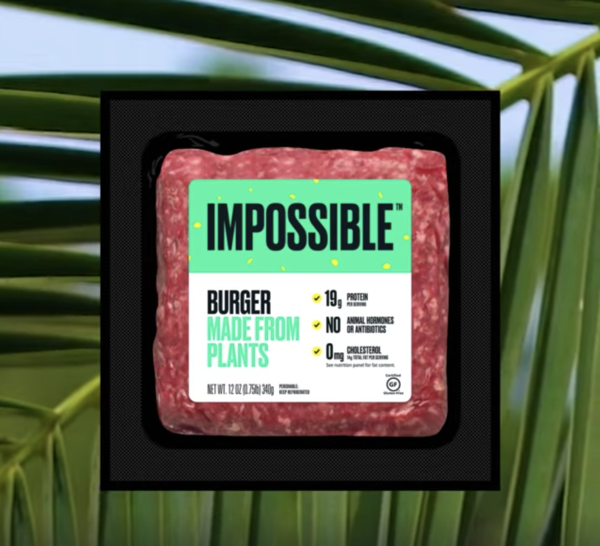Impossible Foods Teases Location for Retail Launch, Reveals First Product