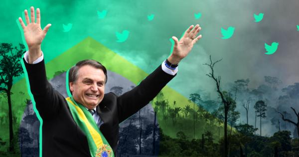 Brazilië probeert de Nederlandse opinie te beïnvloeden met Amazone-propaganda
