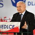 Jarosław Kaczyński w Siedlcach. Zapowiedział utworzenie nowego województwa - WP Wiadomości