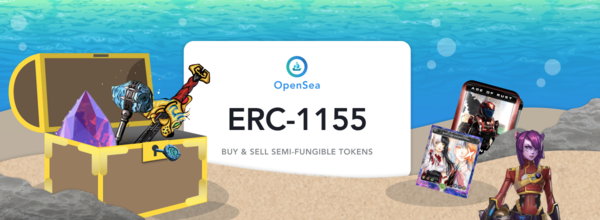 Now open: ERC-1155 marketplace for Enjin!