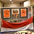 Opening sportexpositie in museum Oud Alkemade