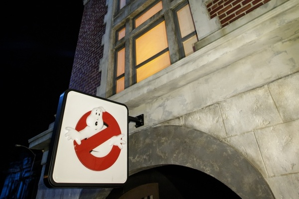 Halloween Horror Nights: A Photo Tour Of The New 'Ghostbusters' & 'Us' Mazes At Universal Studios: LAist