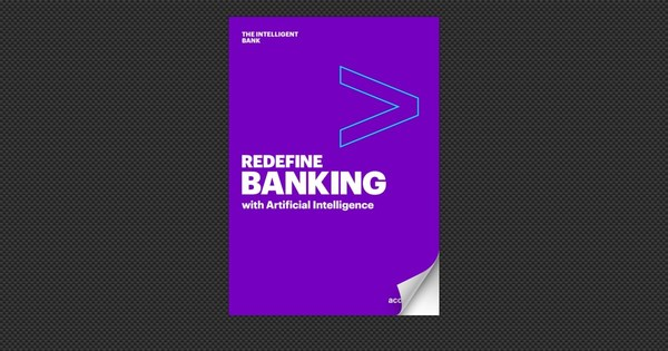 Redefine Banking with Artificial Intelligence | Whitepaper